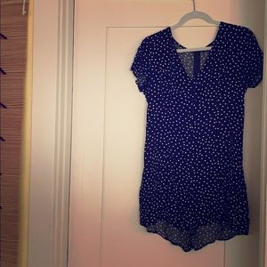 Kendall and Kylie Romper-Size Large